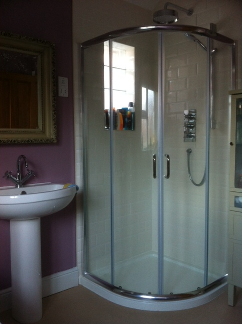 Bathroom fitting in Eastbourne
